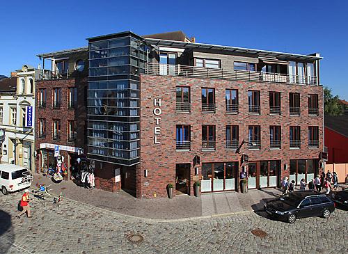 Hotel Alte Post Stralsund